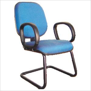 Cadeira diretor contínua com braço corsa