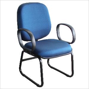 Cadeira diretor sky com braço corsa
